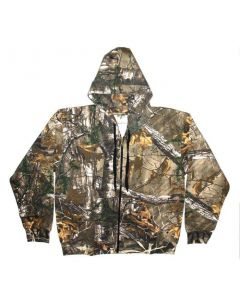 Country wear. Camo quilted Bomber Jacket.