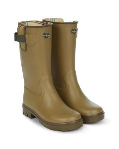 Children's Petite Vierzon Jersey Lined Wellingtons