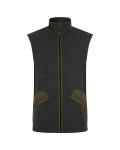 Le Chameau Fairford Gilet. Charcoal Grey