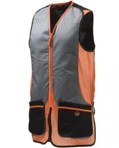 Beretta Silver Pigeon Skeet Vest / Orange