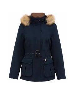 Alan Paine. Berwick Ladies Waterproof Jacket Navy