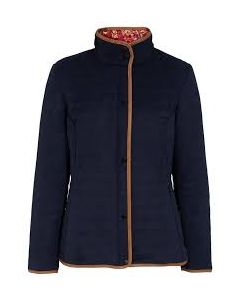 Alan Paine. Ladies Felwell Jacket. Navy.