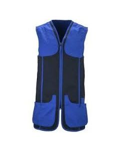 Beretta Total Eclipse Skeet Vest Blue Size Lg