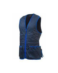 Beretta Trap Skeet Vest / Blue