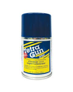 Tetra Gun Cleaner and Light Lubricant.