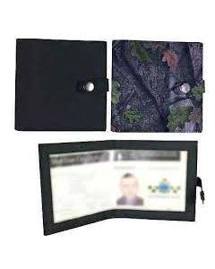 Jack Pyke Camo Certificate Wallet.