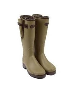 Le Chameau Vierzonord Prestige welly boot. Green
